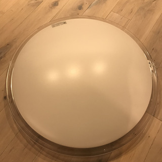 東芝LEDシーリングライト〜8畳用 LEDH908YLC-BK