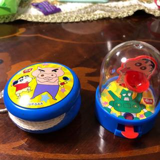 すき家 クレヨンしんちゃん ヨーヨー ゲーム おもちゃ