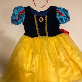 白雪姫 衣装 120cm