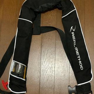タカミヤ 日本製 REALMETHO  ライフジャケット 救命胴衣