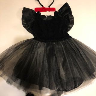衣装 黒猫  120cm