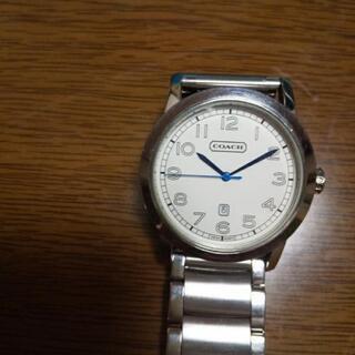 コーチ腕時計 美品