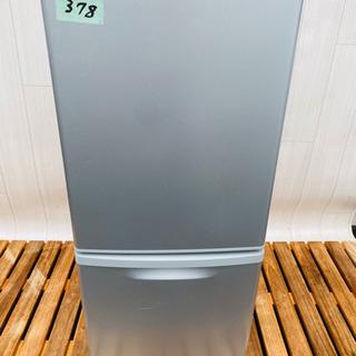 378番  Panasonic ✨ノンフロン冷凍冷蔵庫❄️NR-...