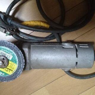 ディスクグラインダー  研磨機