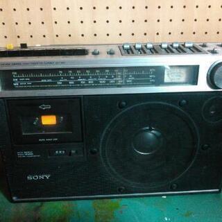 SONY ソニー CF-1990 FM SW MW 3バンド ラ...