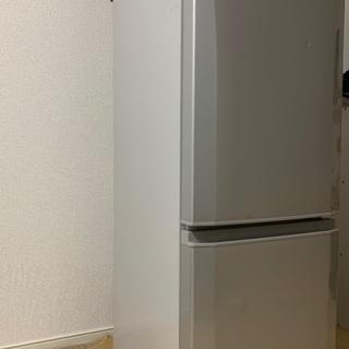 三菱電気 冷蔵庫 2016年製 146L 2段