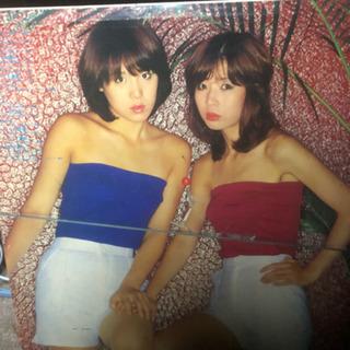 1977 ピンクレディレコード  (╹◡╹)