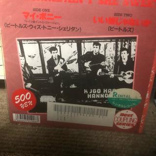 ビートルズ レコード (^∇^)