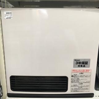 リンナイ 都市ガスファンヒーター 2012年製 RC-K4…