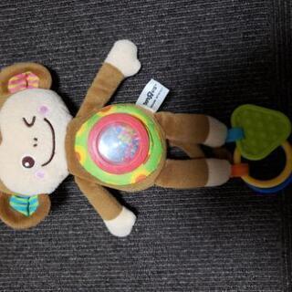 お猿のおもちゃ