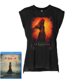 映画『ラ・ヨローナ ~泣く女~』オリジナルTシャツ woman ...
