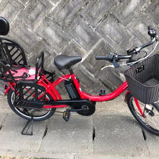 201電動自転車ヤマハパスバビー20インチ 8アンペア