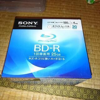 SONY BD-R 20枚入 25G