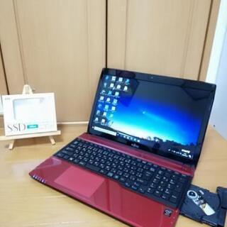 【core i7+SSD 最強コンビ♪】 Windows10 ノ...