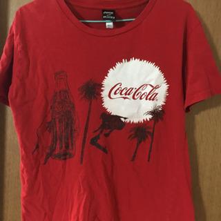 コカコーラ Tシャツ