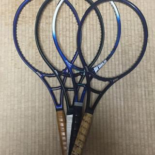 プリンス テニスラケット4本