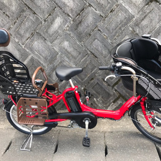 202電動自転車ブリジストンアンジェリーノ20インチ充電器なし8...