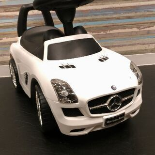 野中製作所 乗用 メルセデスベンツ SLS AMG ホワイト