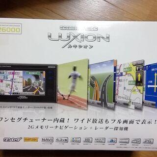 コムテック NR6000 ルキシオン ナビ レーダー