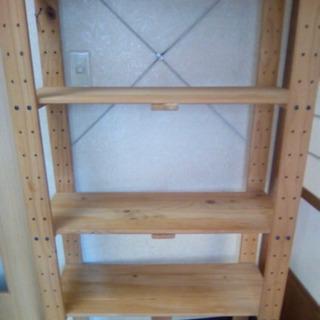 棚 木製 ノーブランド その2