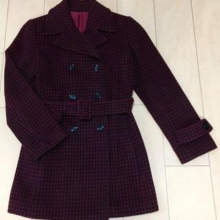 日本製のコート,サイズ40