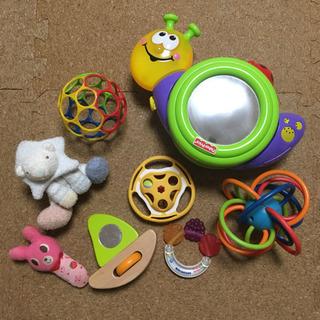 0歳から遊べるおもちゃまとめ売り