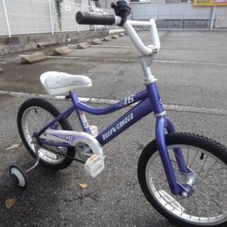 中古子供自転車679 前後タイヤ交換!  子供自転車 BMXスタ...