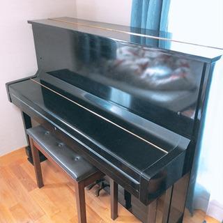 MIKIピアノ 0円