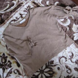 袖のリボンなどとっても可愛い 美品 ★ Mew's  REFIN...