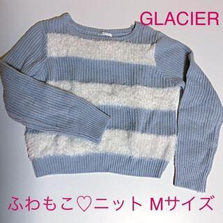 ふわもこ♡思わず触れたくなるニット セーター(M)