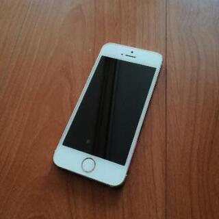 iphone 5s AU  ジャンク品、美品
