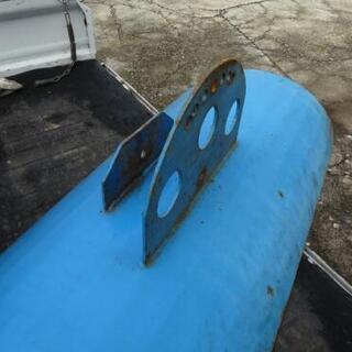除雪機用ハイド板 幅110 ユキオスタイプに改造用  − 岐阜県