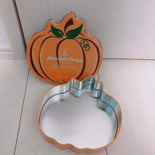 かぼちゃ 空き缶 ホノルルクッキー
