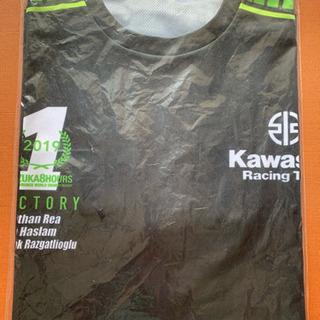 カワサキ 鈴鹿8耐優勝記念Tシャツ(フェア品)
