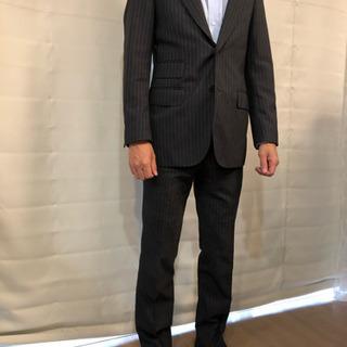 ☆美品☆ブランドスーツ セットアップ グレー