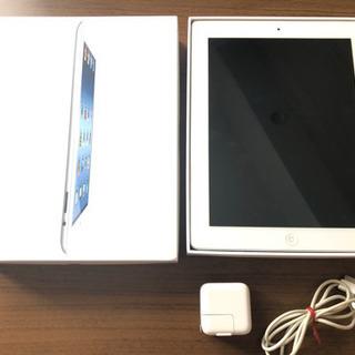 iPad 第3世代 Wi-Fiモデル16GB 本体(ホームボタン...