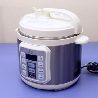 D&S 家庭用マイコン電気圧力鍋 4.0L STL-EC01 2...