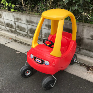 little tikes 車