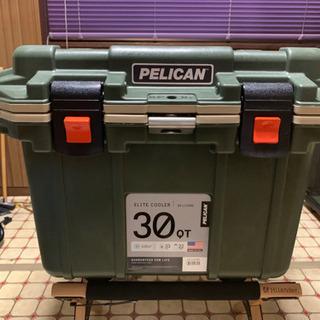 【PELICAN / ペリカン】30QT エリートクーラー Green