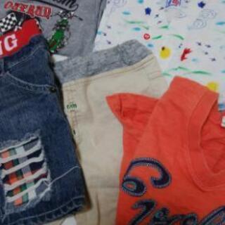 110㎝男児衣類
