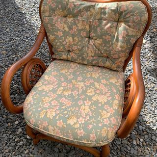 アンティーク 1人用 椅子