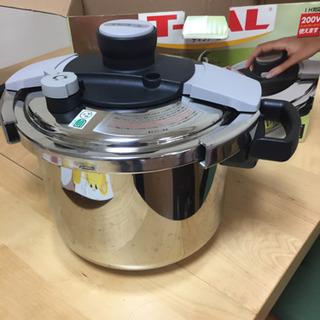 ティファール圧力鍋6L