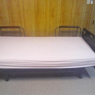 3モーター電動ベッド