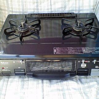 パロマ ガスコンロ グリル付きガステーブル IC-N900B-R...