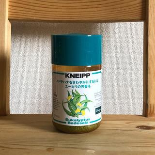 KNEIPP クナイプのバスソルト 残量12回分程