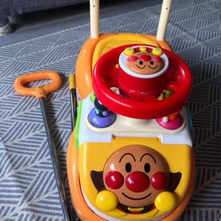 アンパンマン よくばりビジーカー2 アンパンマンカー
