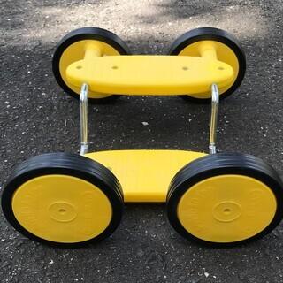 ペダルローラー(黄色)