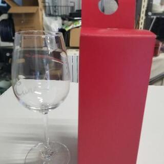 未使用品!箱入りcune CONTINO ワイングラス 5客あり