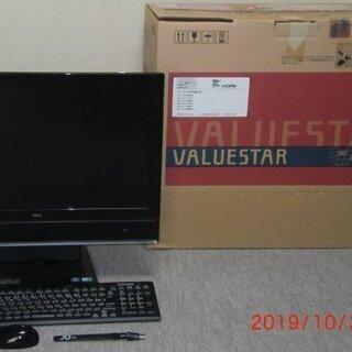 NECパソコン PC-GV286BLAL