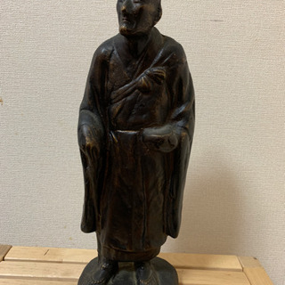 「良寛」の像